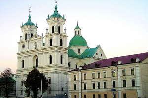 Grodno: bazylika katedralna św. Franciszka Ksawerego