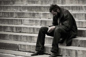 Nie dawaj pieniędzy bezdomnym
