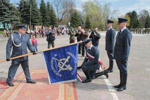 Areszt Śledczy w Bartoszycach ma od dziś sztandar