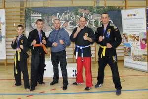 Węgorzewscy fighterzy z mistrzowskimi medalami