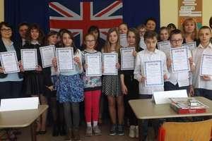 Sokolica: Gminny Konkurs Języka Angielskiego