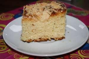 Samoradek - ciasto drożdżowe dla leniwych