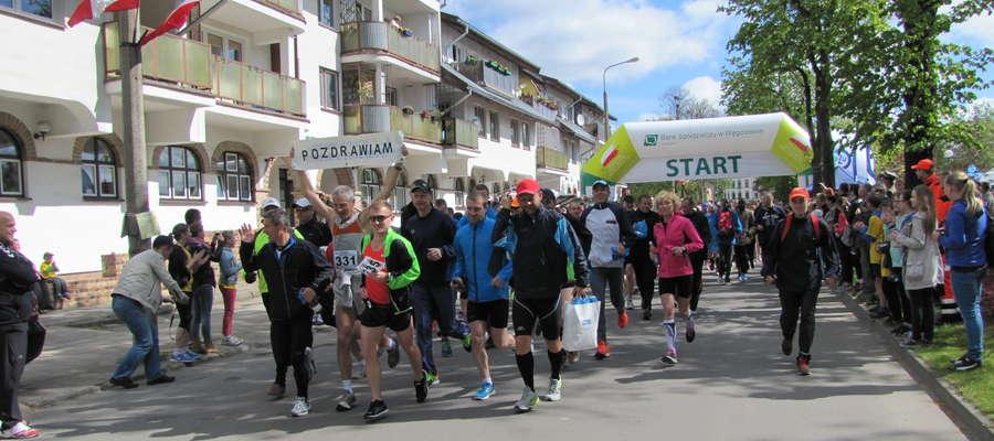X Półmaraton Węgorza