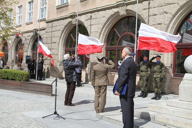 Święto flagi w Olsztynie. Zobacz zdjęcia! - full image