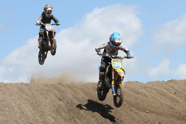 Motocrossowe Mistrzostwa Europy na olsztyńskim torze - full image