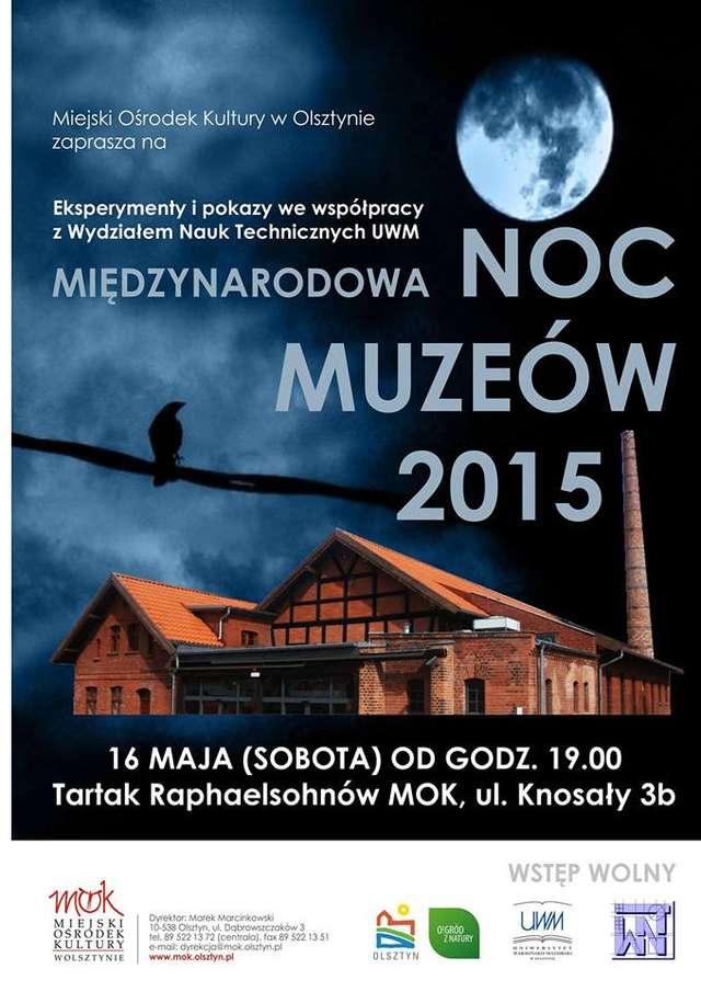 Noc Muzeów w Tartaku Raphaelsohnów - full image