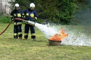 Strażacy ochotnicy z Wilcząt najlepsi