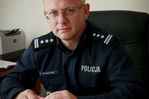 Inspektor Marek Walczak nowym komendantem wojewódzkim policji