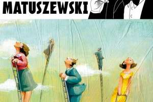 Kulturalne czwartki. Spotkanie z Tomaszem Matuszewskim