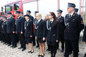 Święto strażaków gminy Bisztynek
