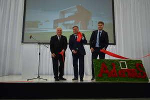 Wielkie otwarcie nowej fabryki AdamS w Mrągowie