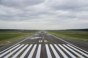 Nowe oznakowanie i badanie nośności w porcie lotniczym Olsztyn-Mazury