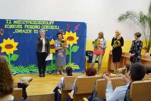 """II Międzyprzedszkolny Konkurs Piosenki Dziecięcej """"GWIAZDY TO MY"""""""