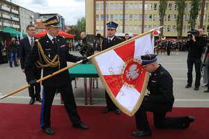 Strażacy świętowali w Olsztynie. [ZDJĘCIA]