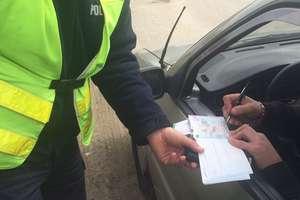 Osiem osób straciło prawo jazdy, ponad 300 dostało mandat za nadmierną prędkość