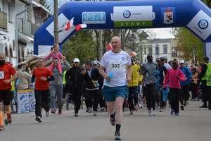 Start honorowy XI Półmaratonu Węgorza