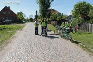 Wycieczka rowerowa po pograniczu Warmii