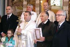 Krucyfiks wrócił z Polski do swojej cerkwi na Ukrainie