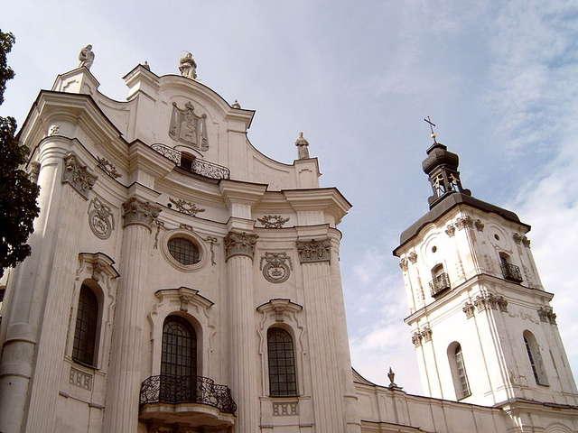 Kościół karmelitów bosych w Berdyczowie - full image