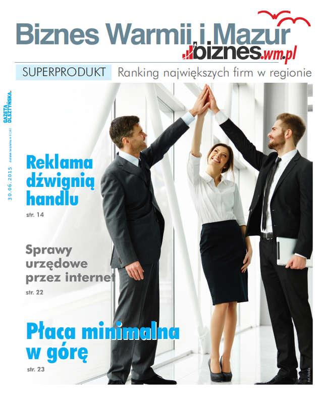Biznes Warmii i Mazur 2015