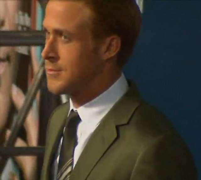 Ryan Gosling wspiera obrońców praw zwierząr - full image