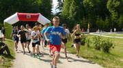 W biegach przez lasy zawodnicy Jedynki też czują się dobrze