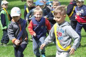 Przedszkole Publiczne nr 2  promuje aktywność fizyczną