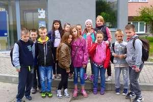 Wizyta w Miejskiej Bibliotece w Pieniężnie