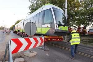 Pierwszy tramwaj wjechał do Olsztyna! [FILM]