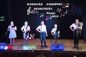 Konkurs Piosenki Dziecięcej w Pieckach