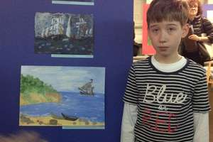 Uczeń z Pieniężna zajął I miejsce w ogólnopolskim konkursie
