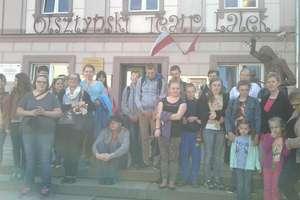 Wycieczka do Olsztyńskiego Teatru Lalek