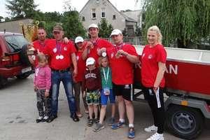 Slalomem płynęli po mistrzostwo Polski