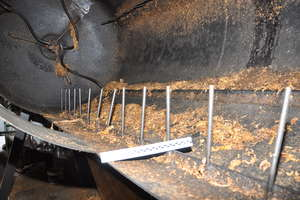 Ogromny biznes tytoniowy w rękach policji. 50 ton suszu i 23 mln zł strat