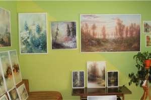 Otwarto galerię malarstwa w Miłkach