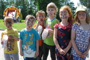 Festyn z okazji Dnia Dziecka w Nowej Wsi Ełckiej