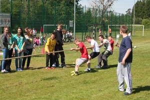 Sportowa rywalizacja na Dzień Dziecka