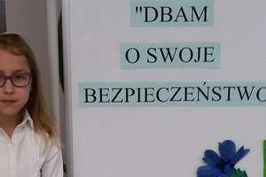 Ola Kozieł laureatką wojewódzkiego konkursu plastycznego