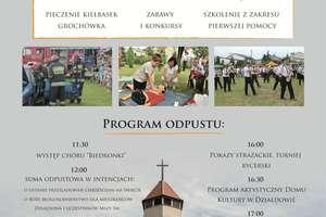 Zapraszamy na Odpust w parafii Św. Katarzyny