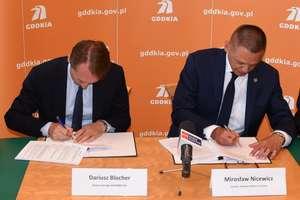 GDDKiA podpisała umowę z wykonawcą na budowę