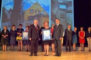 Lidzbarski urząd pracy wśród laureatów