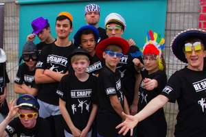 Koncert finałowy szkoły tańca Snappy 2015