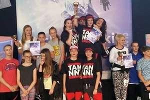 Kolejne sukcesy nidzickich tancerzy