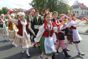 XX Międzynarodowy Festiwal Dziecięcych i Młodzieżowych Zespołów Folklorystycznych Mniejszości Narodowych w Węgorzewie