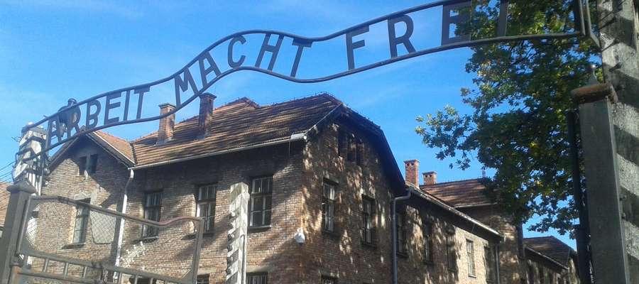Oświęcim, obóz koncentracyjny