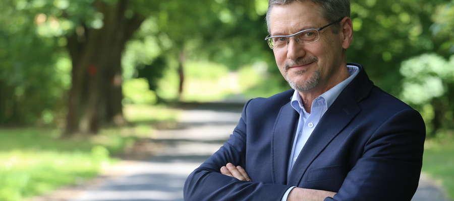 UKS Olsztyn należy do wiodących w kraju - mówi wiceminister Janusz Cichoń