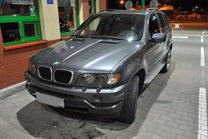 BMW zatrzymane na granicy z Rosją
