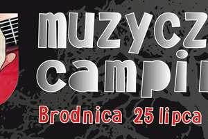 Muzyczny Camping z grupą Coma