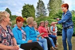 Spotkanie seniorów pod Zamkową Górą