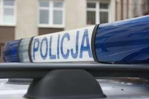 Podejrzany o rozbój z policyjnym dozorem
